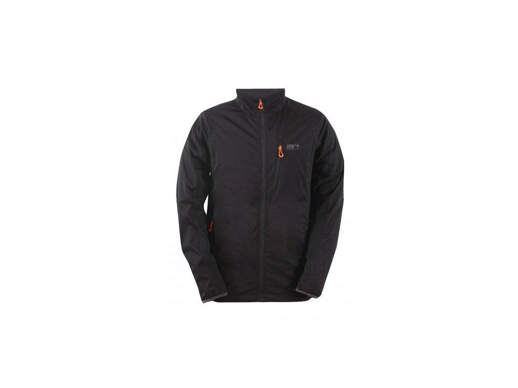 BILLERUD - pánská hybridní softshellová bunda - černá