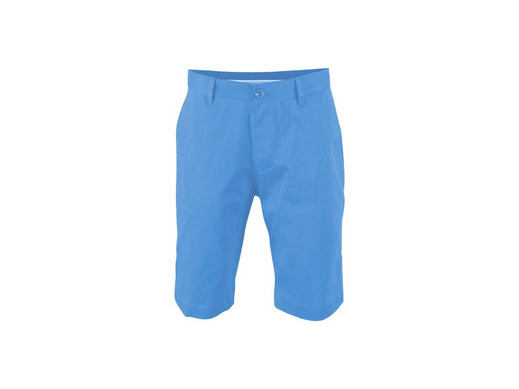 MARINE - pánské kraťasy(twill) - modré