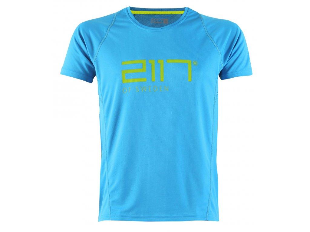 TUN - pánské funkční triko s krátkým rukávem - modré