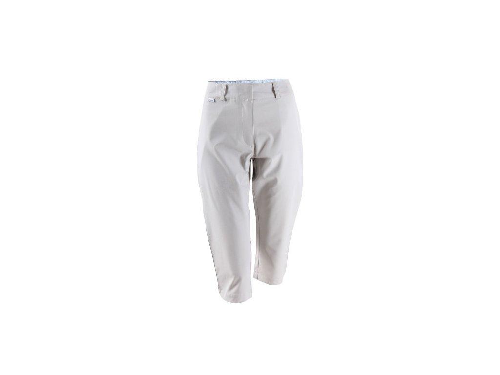 ALLERUM - dámské 3/4 kalhoty - šedé