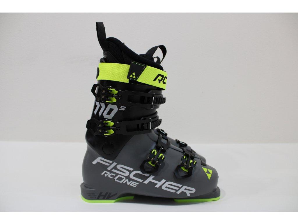 Lyžařské boty FISCHER RC ONE 110 PRO 2020/21