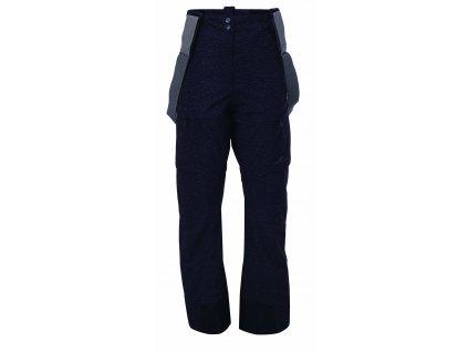 LANNA - ECO dámské 2L lyžařské kalhoty - black