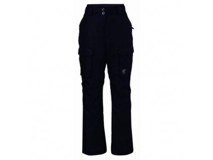 LIDEN - ECO dámské 2L lyžařské kalhoty - black