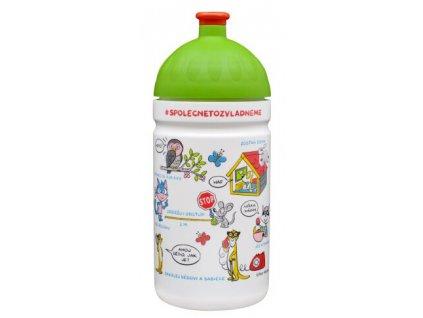 Zdravá lahev 0,5 l Mýval