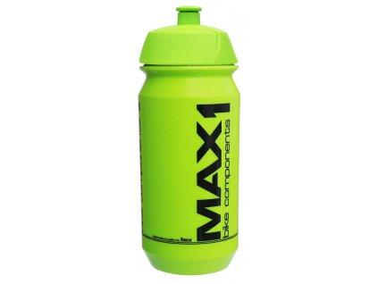 lahev MAX1 Tank 0,6 l zelená