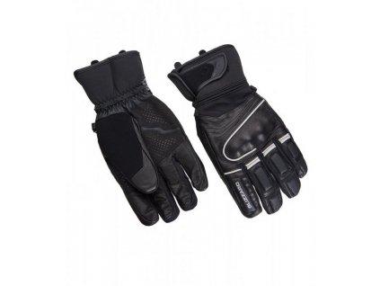lyžařské rukavice BLIZZARD Competition ski gloves, black/silver