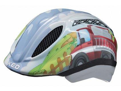 přilba KED Meggy Trend S fire truck 46-51 cm