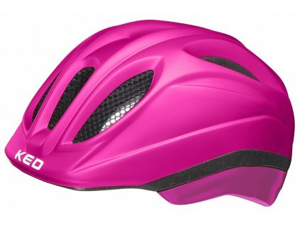 přilba KED Meggy S/M pink matt 49-55 cm