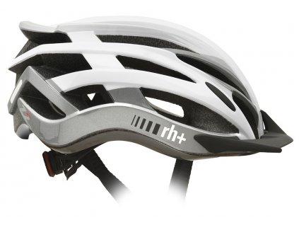 helma RH+ 2in1, shiny white/shiny silver/shiny medium silver