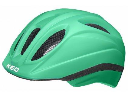 přilba KED Meggy XS green matt 44-49 cm