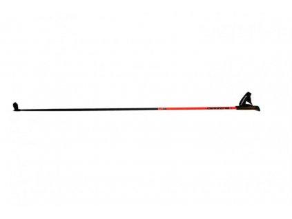 hůlky BLIZZARD XC Racing carbon poles, black/orange