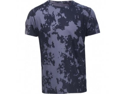 OXIDE - pánské tričko X-Cool - Mid Blue comb