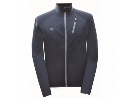 ALLTORP - pánská Merino bunda - modrá
