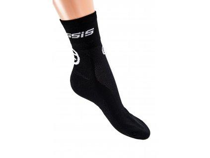 Crussis Ponožky CRUSSIS černé