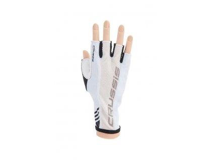 Crussis CRUSSIS cyklo rukavice černé/bílá