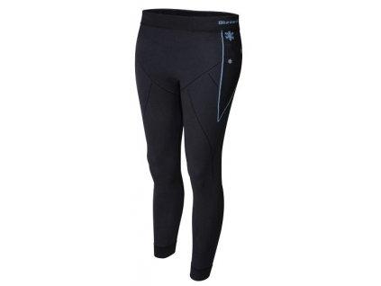 funkční kalhoty BLIZZARD Viva long pants, anthracite/light blue