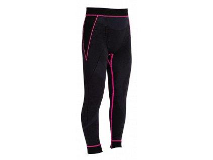 funkční kalhoty BLIZZARD Girls long pants, anthracite
