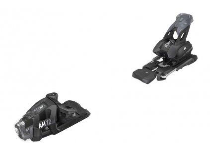 lyžařské vázání TYROLIA binding AM 12 GW brake 95 [D], matt black, AKCE