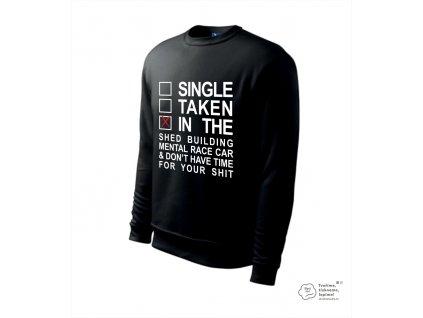 mikina Single
