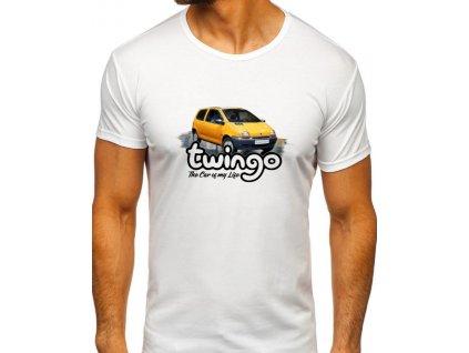 tričko Twingo The Car of my life