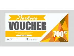 Dárkový voucher 700