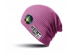 DTM čepice pink