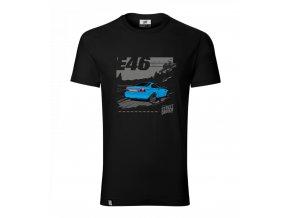 E46 M3 blue