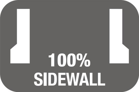 100sidewall