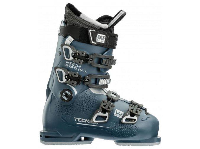 lyžařské boty TECNICA Mach Sport HV 75 W, dark avio, 20/21 (Veľkosť MP 230 = UK 4 = EU 36 2/3)