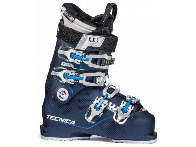 lyžařské boty TECNICA Mach1 MV 90 XR W, night blue, 19/20 (Veľkosť MP 245 = UK 5 1/2 = EU 38 2/3)