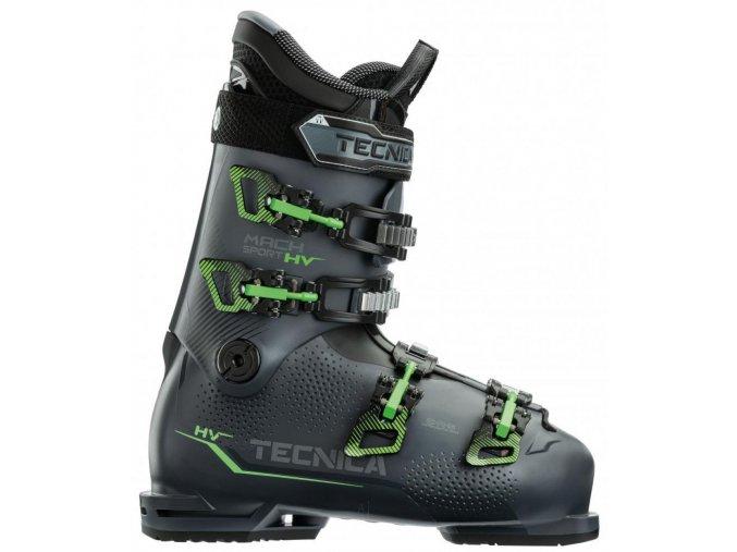 lyžařské boty TECNICA Mach Sport HV 90, race gray, 20/21 (Veľkosť MP 265 = UK 7 1/2 = EU 41 1/2)