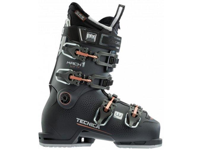 lyžařské boty TECNICA MACH1 MV 95 W HEAT, graphite, 20/21 (Veľkosť MP 235 = UK 4 1/2 = EU 37 1/2)