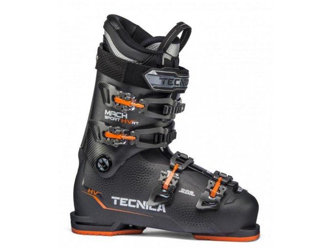 lyžařské boty TECNICA Mach Sport 90 HV XR, anthracite, 19/20 (Veľkosť MP 245 = UK 5 1/2 = EU 38 2/3)