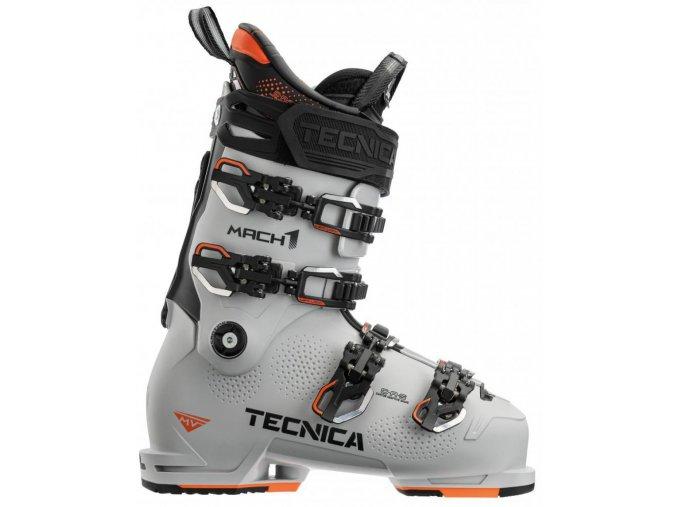 lyžařské boty TECNICA MACH1 MV 120 TD, cool grey, 20/21 (Veľkosť MP 255 = UK 6 1/2 = EU 40)