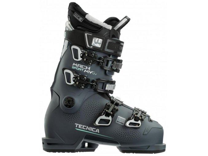 lyžařské boty TECNICA MACH SPORT MV 95 W, race gray, 20/21 (Veľkosť MP 235 = UK 4 1/2 = EU 37 1/2)