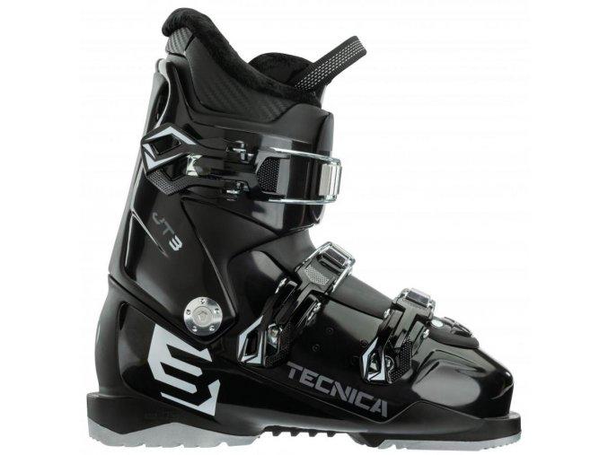 lyžařské boty TECNICA JT 3, black, 20/21 (Veľkosť MP 200 = UK 13 1/4 = EU 32)