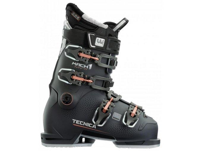 lyžařské boty TECNICA MACH1 MV 95 W, graphite, 20/21 (Veľkosť MP 230 = UK 4 = EU 36 2/3)