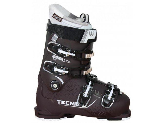 lyžařské boty TECNICA Mach1 105 HV W, progressive black, 18/19 (Veľkosť MP 255 = UK 6 1/2 = EU 40)