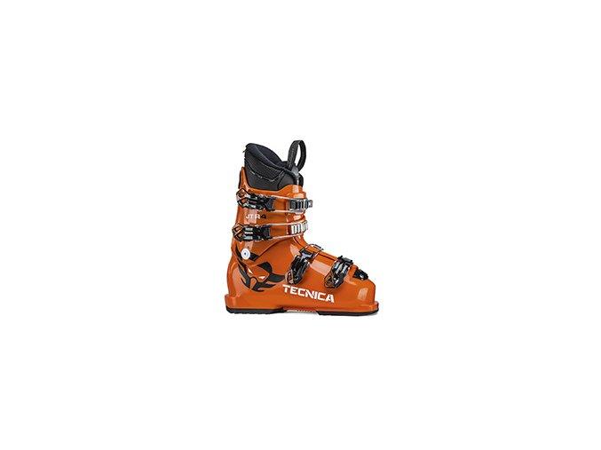 lyžařské boty TECNICA JTR 4, ultra orange, rental, 19/20 (Veľkosť MP 215 = UK 2 1/2 = EU 35)