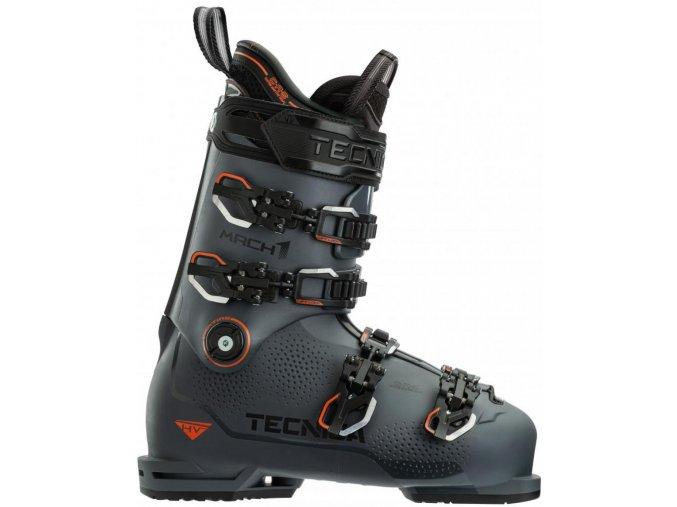 lyžařské boty TECNICA MACH1 HV 110, race gray, 20/21 (Veľkosť MP 255 = UK 6 1/2 = EU 40)