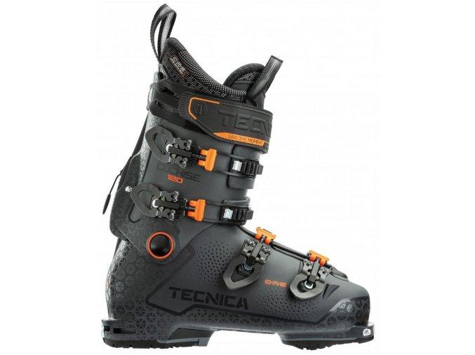 lyžařské boty TECNICA COCHISE 120 DYN GW, graphite, 20/21 (Veľkosť MP 265 = UK 7 1/2 = EU 41 1/2)