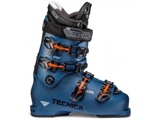 lyžařské boty TECNICA Mach Sport MV 110 X, dark process blue, 19/20 (Veľkosť MP 250 = UK 6 = EU 39 1/2)