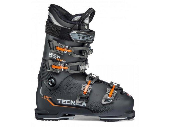 lyžařské boty TECNICA Mach Sport 80 HV RT, graphite, rental, 19/20 (Veľkosť MP 245 = UK 5 1/2 = EU 38 2/3)