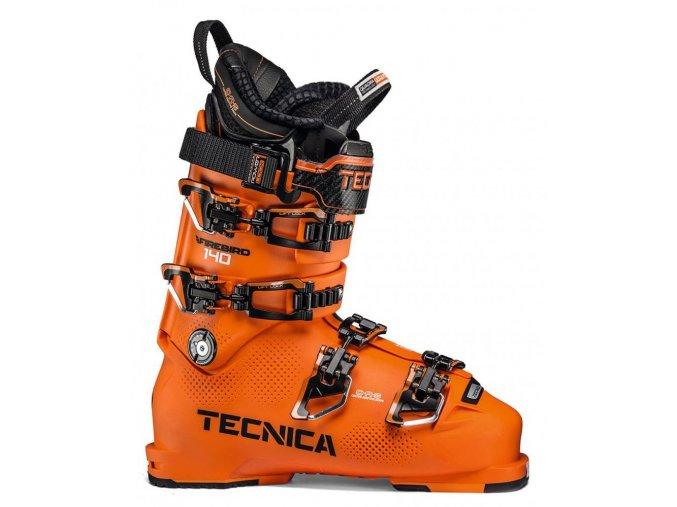 lyžařské boty TECNICA Firebird 140, ultra orange, 18/19 (Veľkosť MP 265 = UK 7 1/2 = EU 41 1/2)