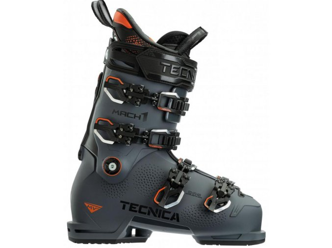 lyžařské boty TECNICA MACH1 MV 110 TD, race gray, 20/21 (Veľkosť MP 255 = UK 6 1/2 = EU 40)