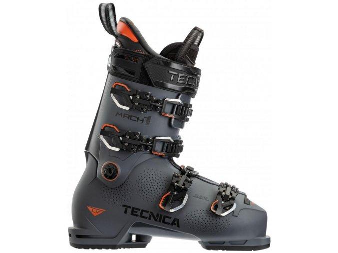 lyžařské boty TECNICA MACH1 LV 110, race gray, 20/21 (Veľkosť MP 255 = UK 6 1/2 = EU 40)