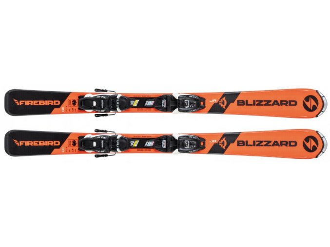 Lyže BLIZZARD Firebird JR s viazaním FDT JR 4.5, 20/21 (Veľkosť 100)