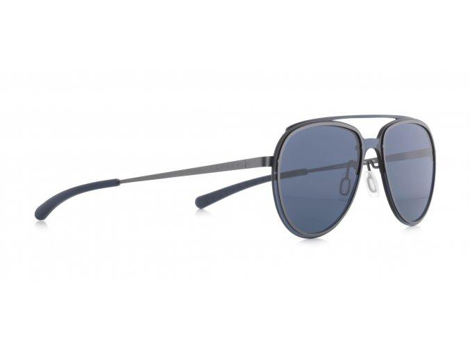 Slnečné okuliare SPECT Sun glasses, EVENS-001, gun, dark blue, blue, 130-0-140