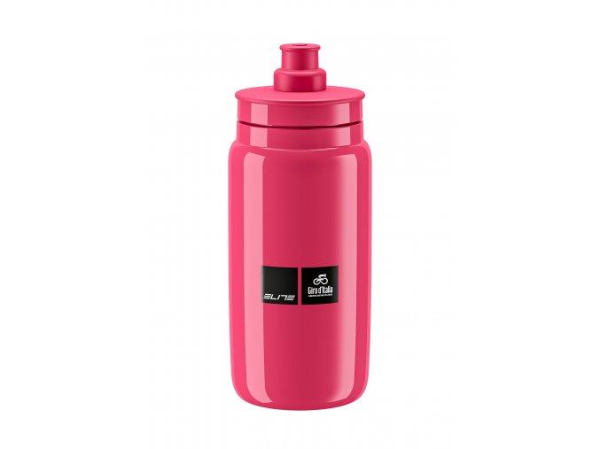 Fľaša Fly Giro 2020 Iconic ružová 550 ml