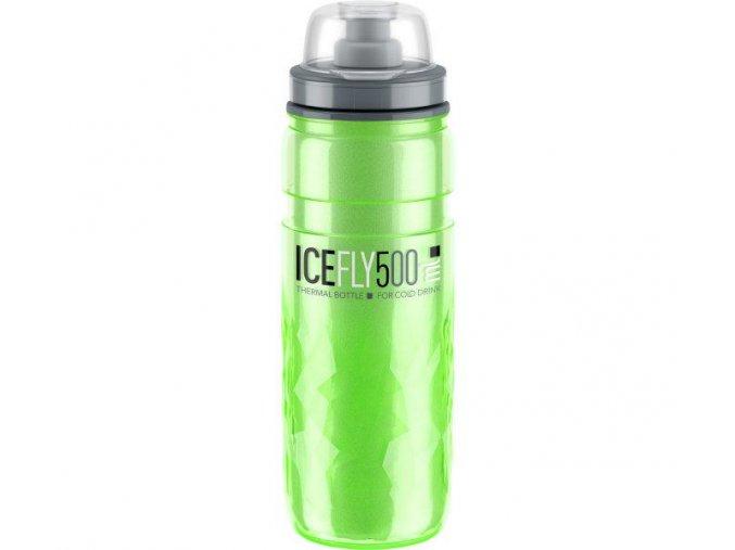 Fľaša ICE FLY zelená 500ml